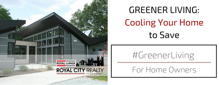 Greener Living Cooling Your Home