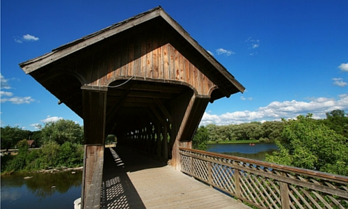 Eramosa Covered Bridge