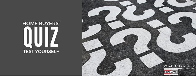 RC Home Buyers Quiz