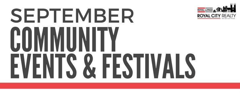 September Events, Fairs and Festivals
