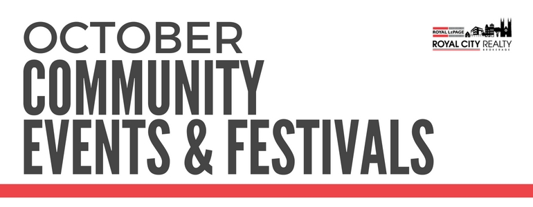 Guelph Events October 2016