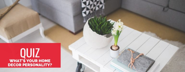 Home Decor Personality Quiz