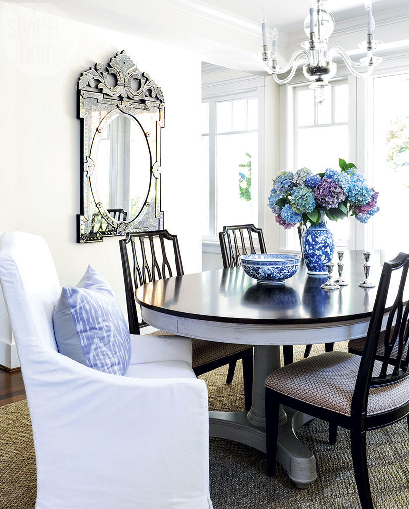 Romantic Dining room decor Style at Home