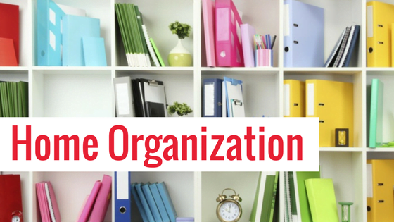 Home Reorganization And Maintenance