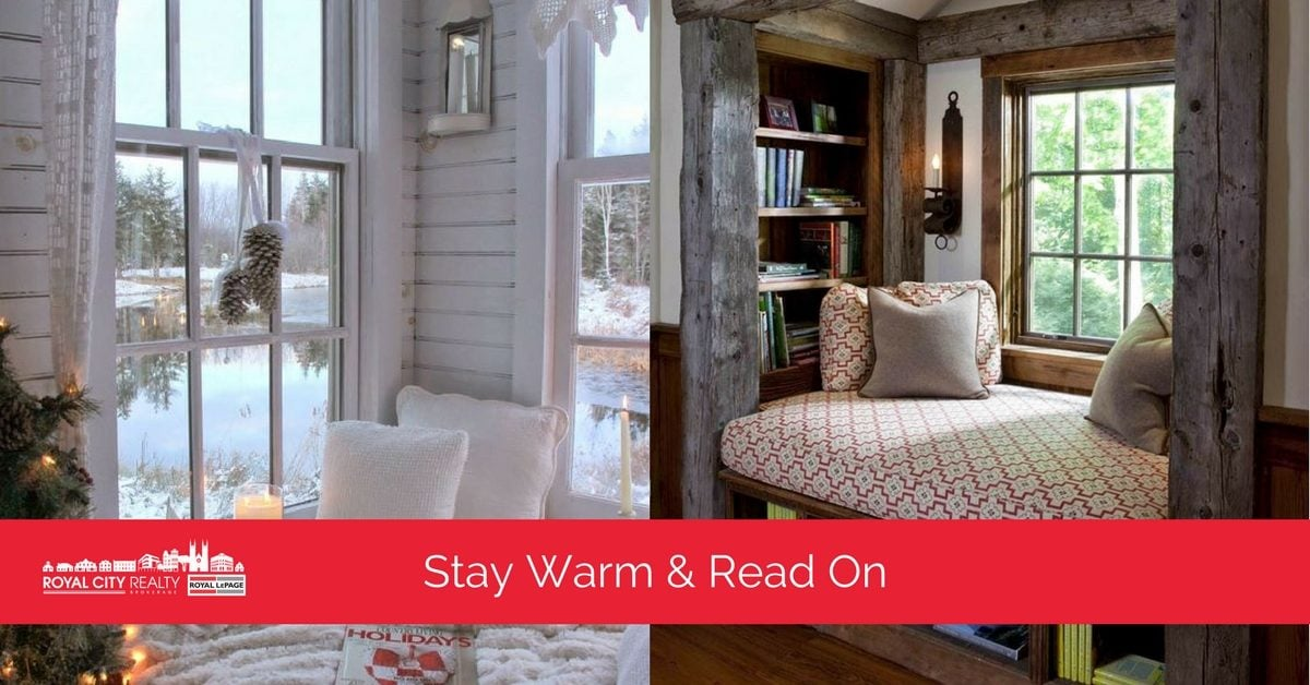 Inspiring Spaces For Your Winter Reading