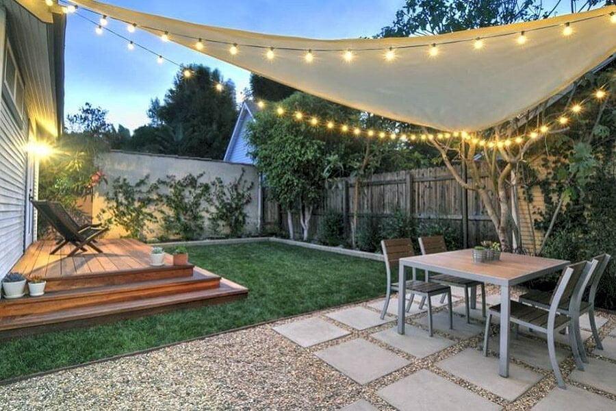 Backyard Shading